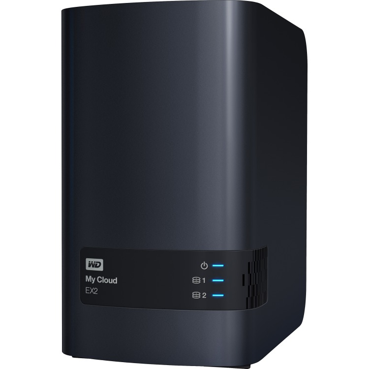 Western Digital My Cloud EX2 6TB - NAS