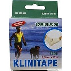 Klinisport - 10 m x 3.75 cm - Sporttape