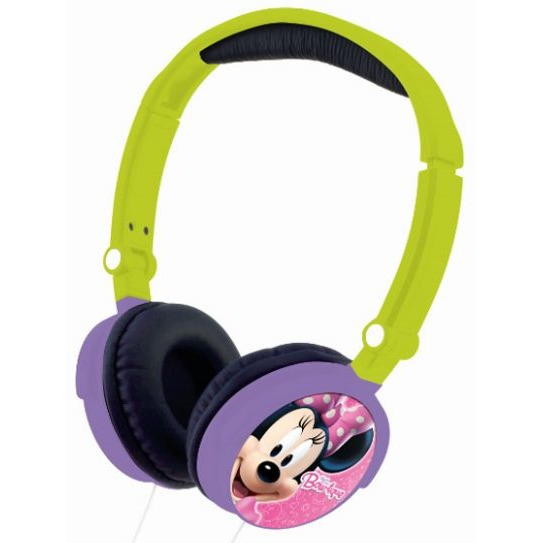 Minnie Mouse Bowtique Stereo Hoofdtelefoon