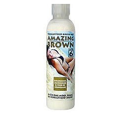 Natusor Amazing Brown SPF 6 - 150 ml - Zonnebrandlotion