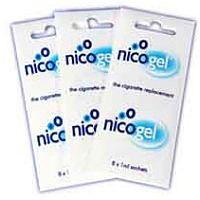 Nicogel Sigarettenverpakking 14sach