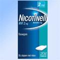 Nicotinell Kauwgom 2mg Mint 204stuks