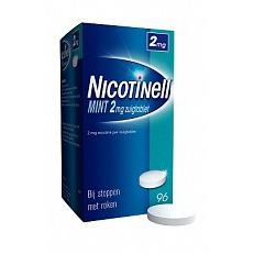 Nicotinell Zuigtablet 2mg 96stuks