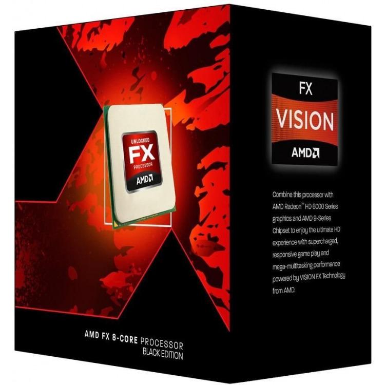 FX-9590 BLK Edition AM3+ 4.7GHz (5.0GHz)