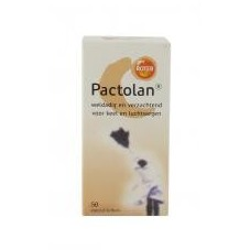 Roter Pactolan Tabletten 50tab