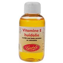 Ginkel Vitamine E Huidolie 50ml