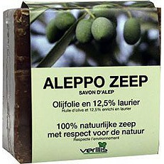 Image of Aleppo Zeep 70%olijf 20%laurie 200g