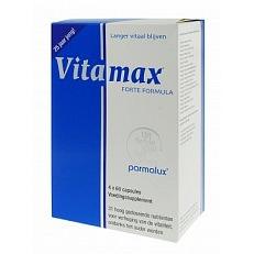 Vitamax Forte Life-Extension Formula 4x60 Capsules