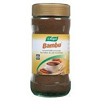 Image of Bambu Instant Cafeïnevrije Koffie 200 Gram
