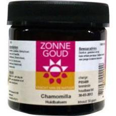 Zonnegoud Chamomilla Huidbalsem - 50 gr - Bodycrème