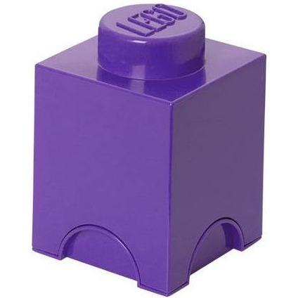 Opbergbox Lego Friends: brick 1 paars (8017675)