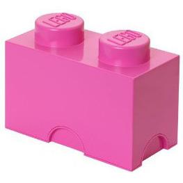 Lego Friends Opbergbox - Brick 2 - 12,5 x 25 x 18 cm - 2,7 l - Pink