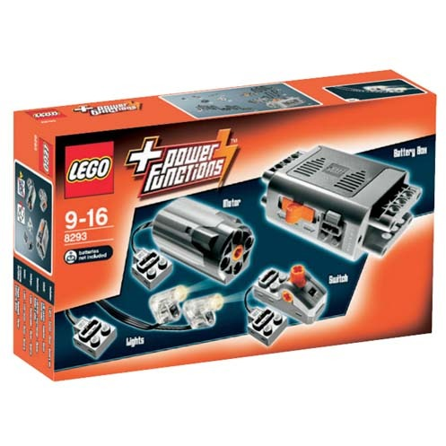 LEGO® TECHNIC Power Functions Tuningset (8293)