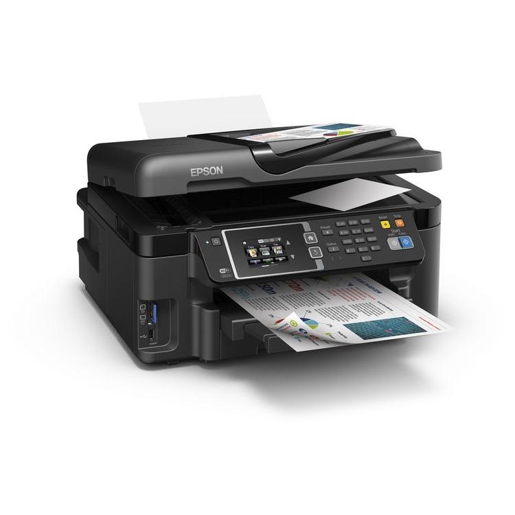 Epson WF-3620DWF All In One Printer