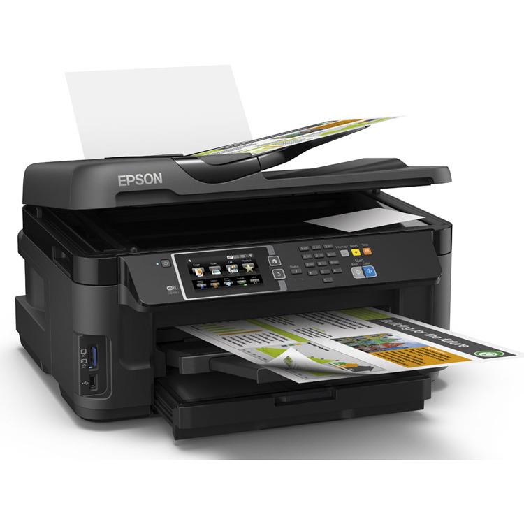 Epson WF-7610DWF All In One Printer