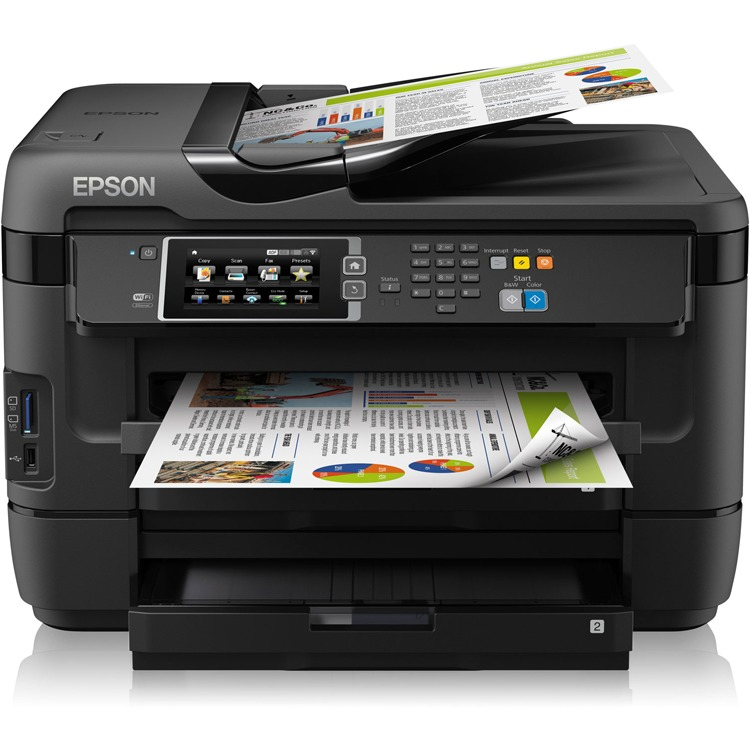 Epson WF-7620DTWF All In One Printer