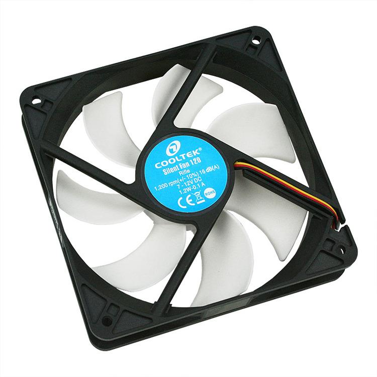 Ct-silent Fan 120 120x120x25