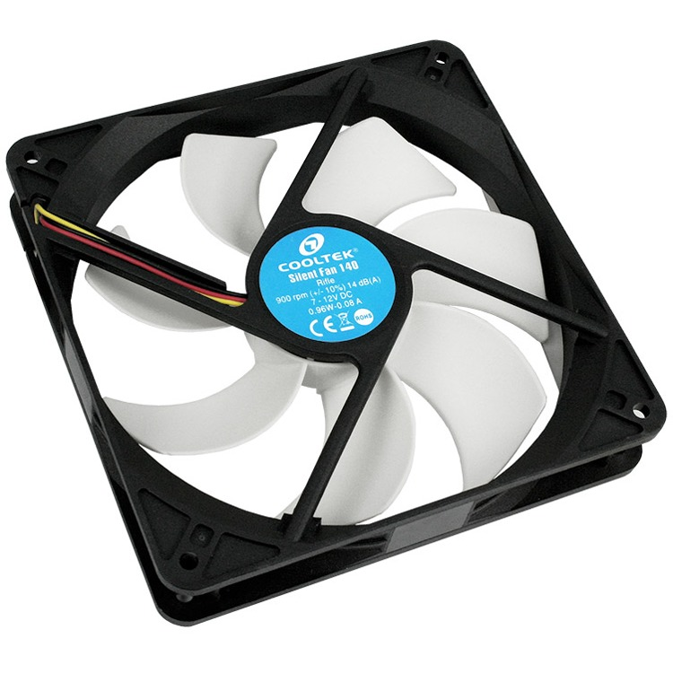 Cooltek Silent Fan 140