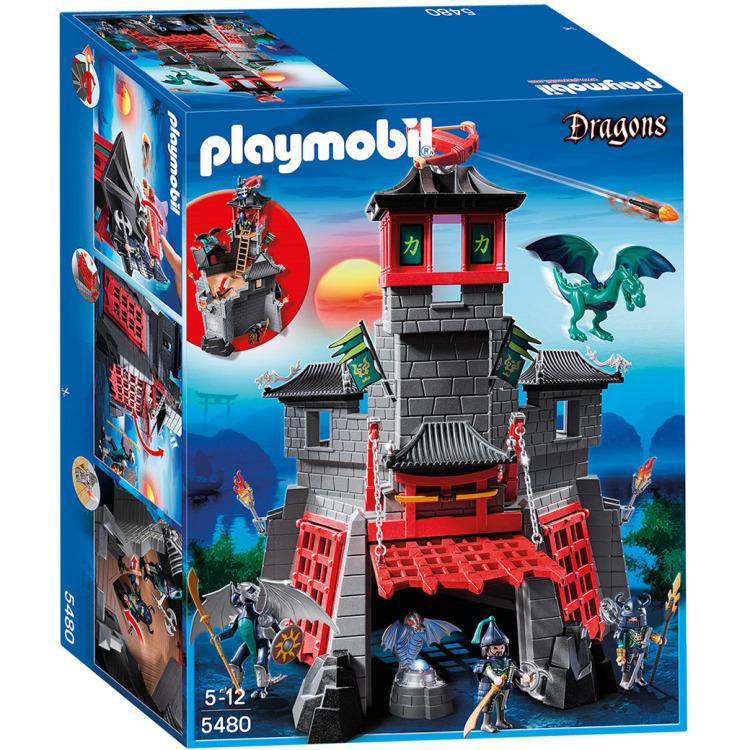 PLAYMOBIL® Geheime Drakenburcht 5480
