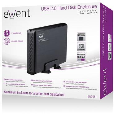 EW7051 3,5 inch USB 2.0