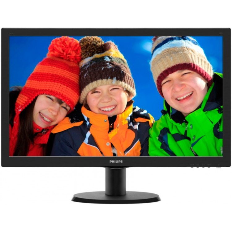 Philips 243V5LHAB/00 Monitor