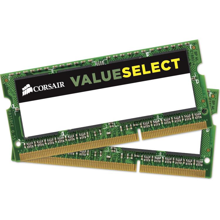 DDR3L 1600 8GB 2x204 SODimm 1.35V Unbuffered