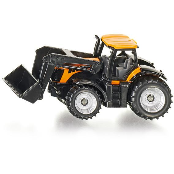 Image of 1356 Tractor JCB Met Frontlader 1:87