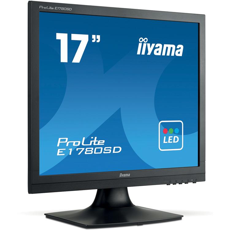 Iiyama ProLite E1780SD-B1 - Monitor