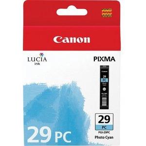 Canon PGI-29PC Foto Blauw