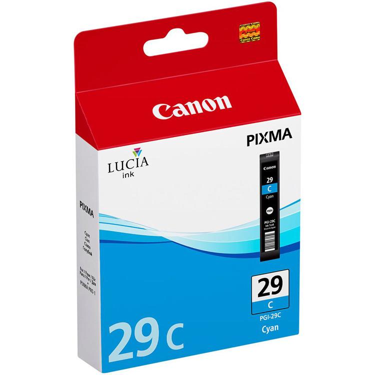 Canon PGI-29C - Inktcartridge / Cyaan