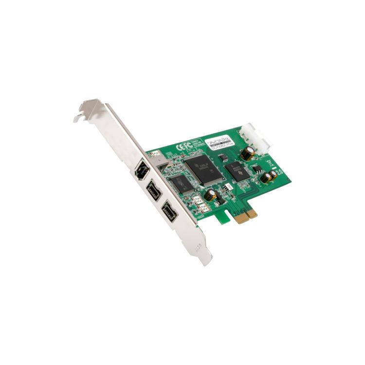 Image of Dawicontrol Firewire 800 DC-FW800 PCI-E