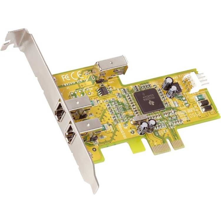 Image of Dawicontrol Firewire 400 DC-1394 PCI-E