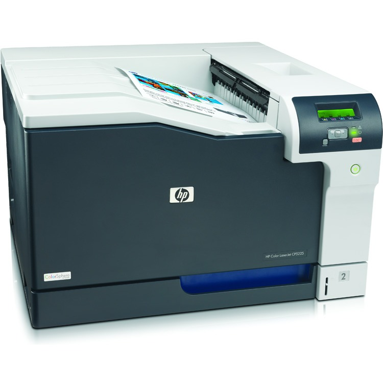HP LaserJet Color LaserJet Professional CP5225n Laser Printer