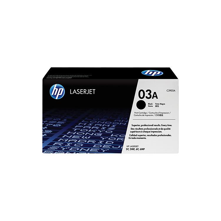 HP Tonercassette »HP C3903A« HP 03A