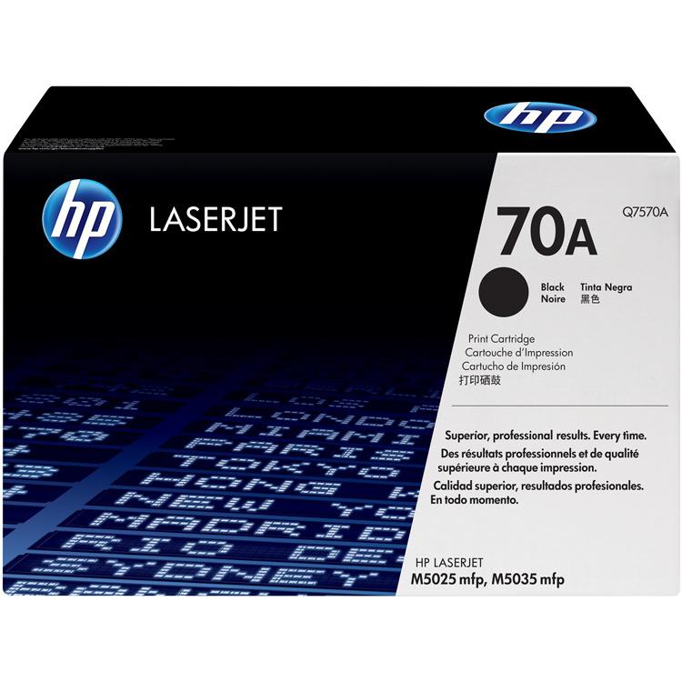 HP Tonercassette »HP Q7570A« HP 70A