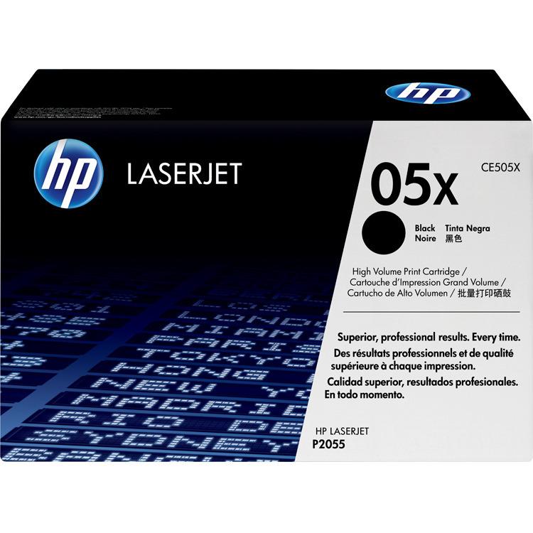 HP Tonercassette »HP CE505X«