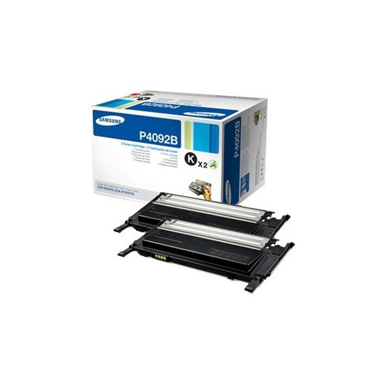 Samsung Dubbelpak toners »CLT-P4092B«