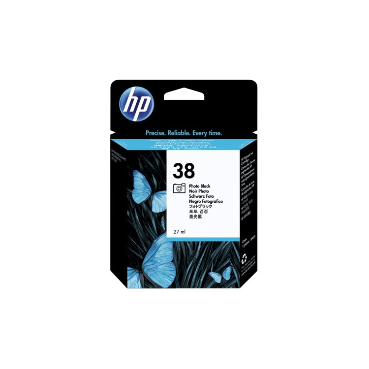HP Inktpatroon »HP C9413A« HP 38