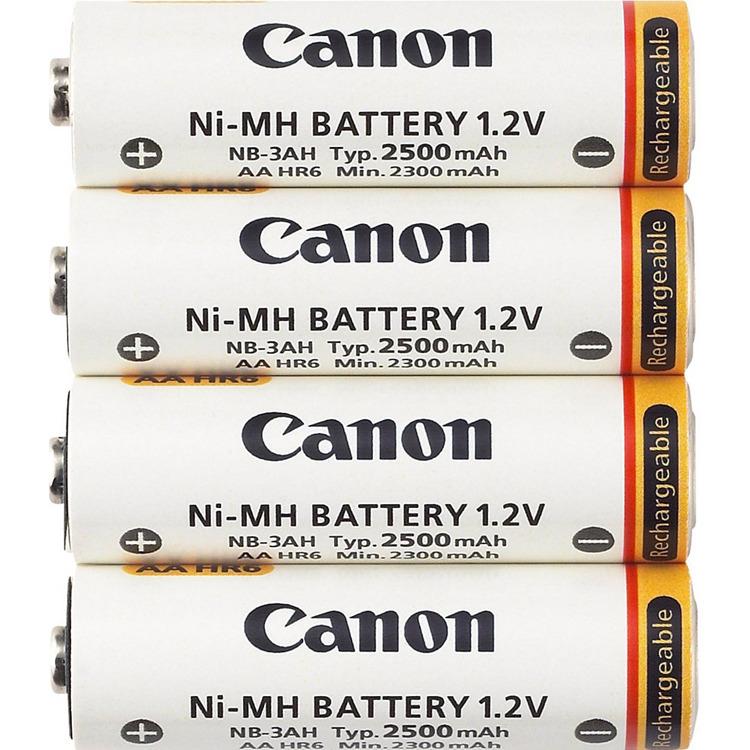 Canon BatteryPack NB4-300 (4xAA)
