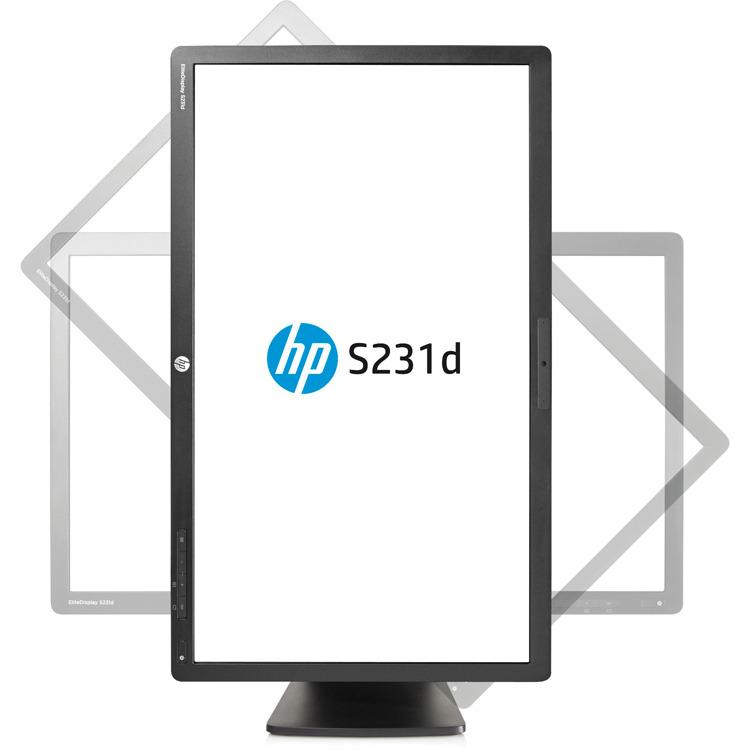 HP EliteDisplay S231d - Monitor