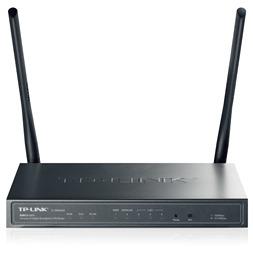 TP-LINK SafeStream TL-ER604W - Wireless router - 3-port switch - Gigabit LAN - 802.11b/g/n