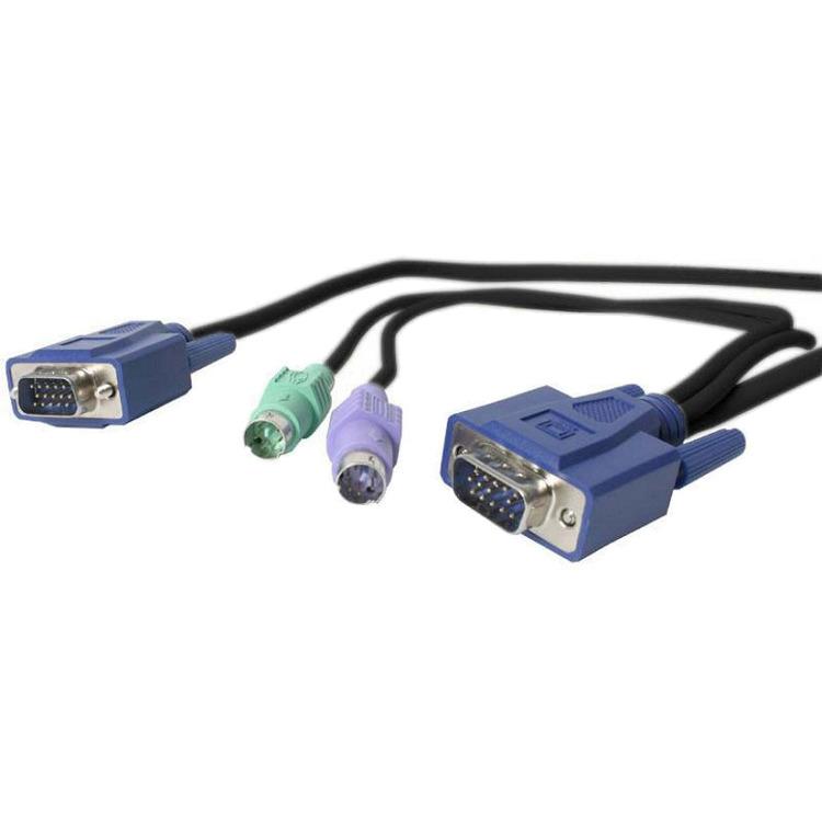 Nsecon35 Kvm Kabel 10m Ps/2 Hq