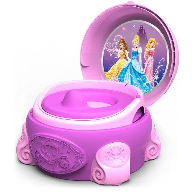 Image of Toilettrainingssysteem Princess Tomy