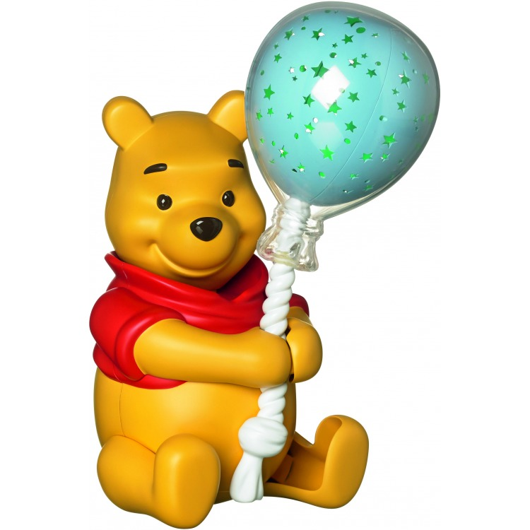 Winnie de Poeh ballonnachtlamp
