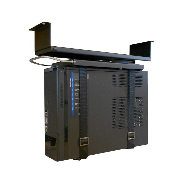 NewStar CPU-D050BLACK - PC bureausteun - Zwart
