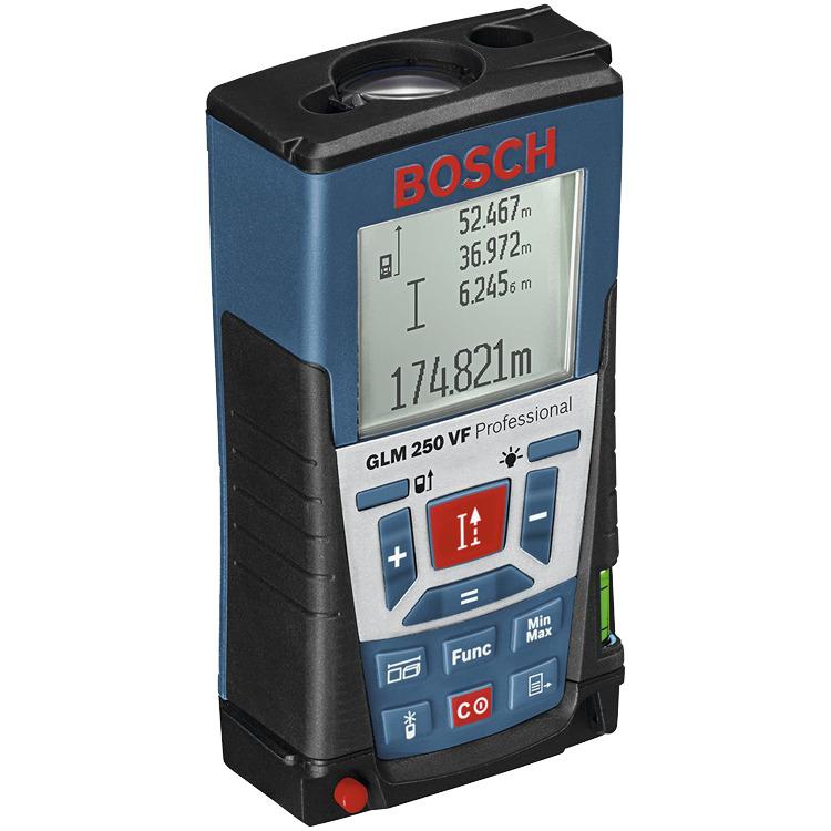 Bosch Afstandsmeter Glm 250Vf* Ip54