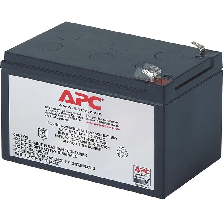 APC Replacement Battery Cartridge -4