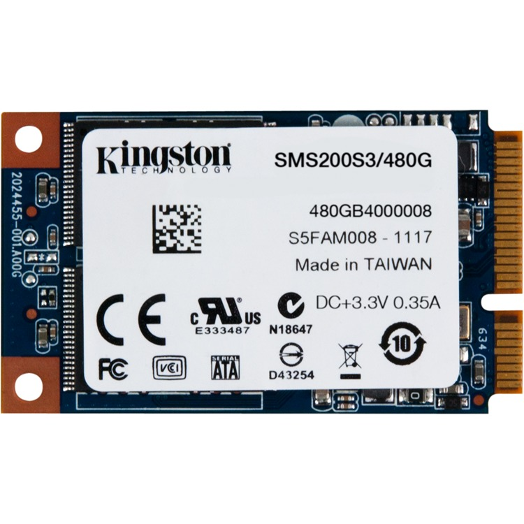 Kingston SSDNow mS200 480 GB