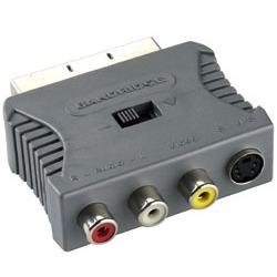 Bandridge BVP765 scart/audio video Adapter