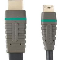 Bandridge BVL 1502 2meter HDMI / Mini HDMI Kabel